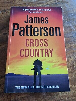 AU8.99 • Buy Cross Country: (Alex Cross 14) By James Patterson (Paperback, 2008)
