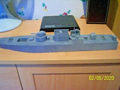 £13 • Buy 20mm 1/72 1/76 SCALE PLANS FOR A WW2 LANDING CRAFT SUPPORT (L.C.S.)
