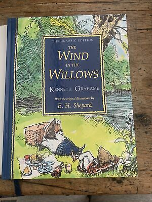 £3 • Buy The Wind In The Willows Hard Book