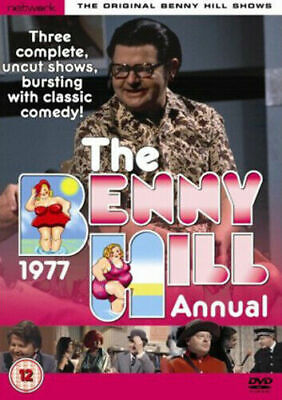 £2.99 • Buy Benny Hill: The Benny Hill Annual 1977 DVD (2006) Benny Hill Cert 12