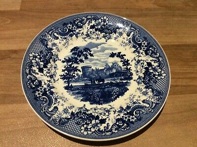 £9.99 • Buy Wedgwood Queens Ware- Courting Couple Collectors Plate 9 - Freepost Uk