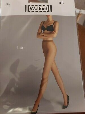 £0.99 • Buy New Wolford Tights Ina Tights Size XS Black