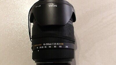 AU150 • Buy SIGMA ZOOM 18-250mm 1:3.5-6.3 DC OS HSM For SONY A MOUNT