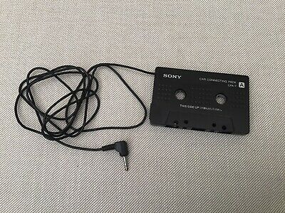 £18 • Buy Sony Car Stereo Cassette Adaptor For All IPod/MP3/CD/MD/Walkman Players (CPA-7)