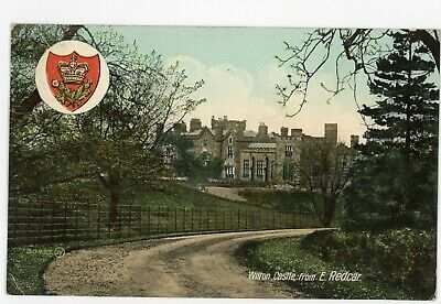 £4 • Buy PC Wilton Castle From East Redcar North Yorkshire Posted 1911