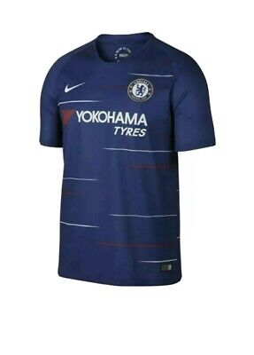 £19.99 • Buy Nike Chelsea FC Kane Home Jersey Blue Sz Small New 919009-496