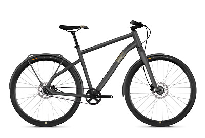 View Details Ghost Square Urban 3.8 City Bike 2018 • 750£