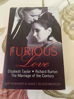 £6.30 • Buy Furious Love: Elizabeth Taylor, Richard Burton, And The Marriage Of The Century