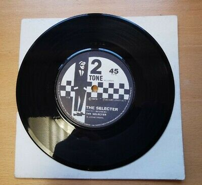 £22.90 • Buy The Specials- Gangsters /Selecter 2Tone Single Vinyl 7  Ska Two Tone 1979