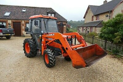 £9750 • Buy Kubota L3300 4wd Compact Loader Tractor Year 1999 Done 2250 Hours Power Steering