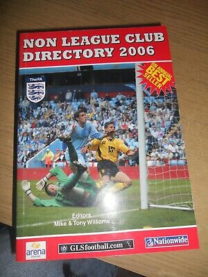 £5 • Buy The Non League Club Directory 2006 Paperback