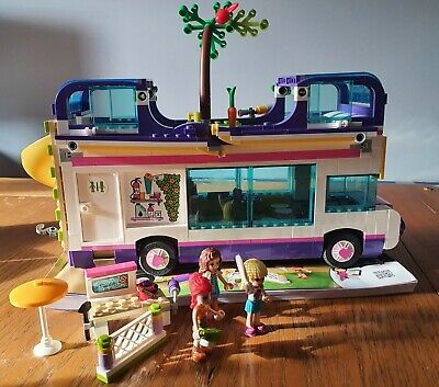 £26 • Buy LEGO Friends Friendship Bus (41395) Complete Set With Instructions