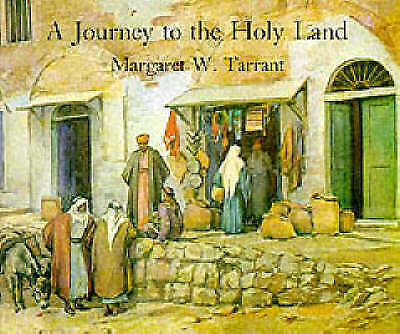£4 • Buy A Journey To The Holy Land Margaret W Tarrant Medici Collectable 1988