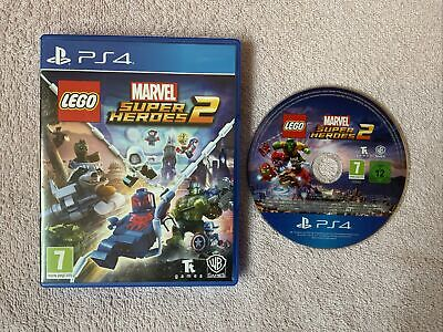 AU18.37 • Buy LEGO MARVEL SUPER HEROES 2 Sony Playstation 4 Game PS4