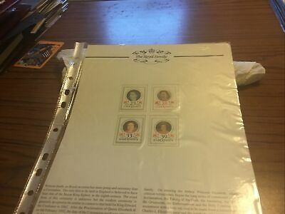 £0.50 • Buy Guernsey Unmounted Mint Stamp Set
