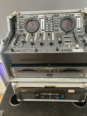 £350 • Buy Pioneer Cd Mixer . With Or Without Amp Reasonable Offers Please
