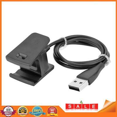AU8.49 • Buy USB Charger Cable Data Wire Cradle Charger Dock W/Chip For Fitbit Charge 2 A#S