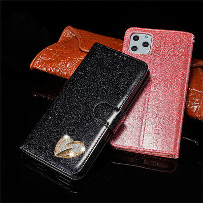 AU12.88 • Buy Leather Love Case For IPhone 6 6S 7 8 Plus SE2 5 X XR XS 11 13 12 Pro Max Cover