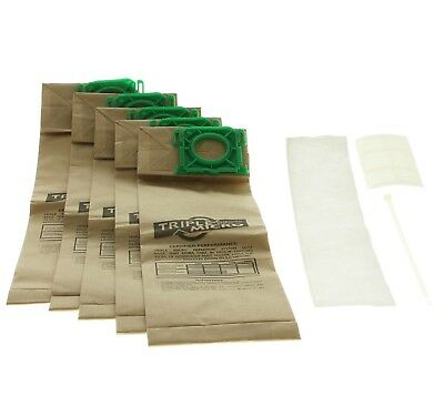 10 Superior Quality Dust Bags & Filter Kit For Sebo X1 X1.1 X4 X5 Vacuum Cleaner • 7.99£