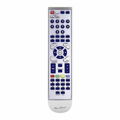 £10.95 • Buy RM-Series® Replacement Remote Control Fits Kenmark LVD160 Lcd Tv Lvd 160