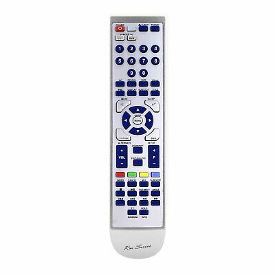 £8.99 • Buy RM-Series® Replacement Remote Control Fits Bush LCD15DVD014 Kenmark LVD158 TV