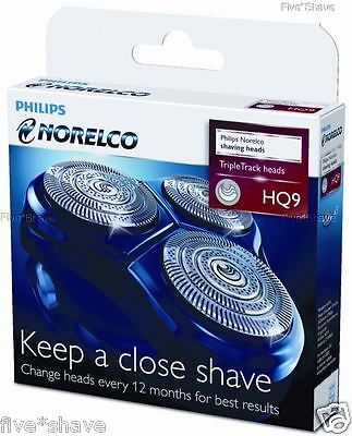 $ CDN113.31 • Buy NEW PHILIPS NORELCO HQ9 HQ 9 SPEED/SMART TOUCH XL Shaver Replacement HEADS SET