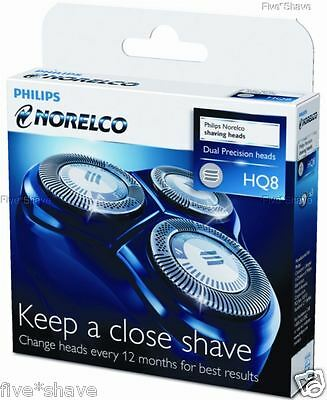 $ CDN28.42 • Buy NEW PHILIPS NORELCO HQ8 HQ 8 SPECTRA 7100 7300 8800 Shaver Replacement HEADS SET
