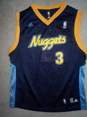 hot sale online ac9fc 2ebc0 denver nuggets throwback jersey