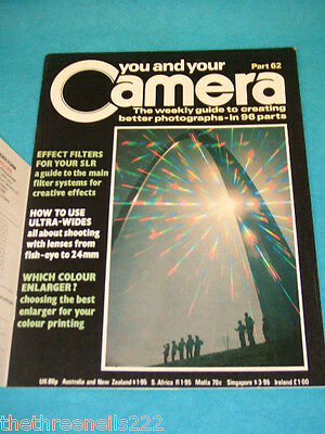 You And Your Camera #62 - Which Colour Enlarger • 4.99£