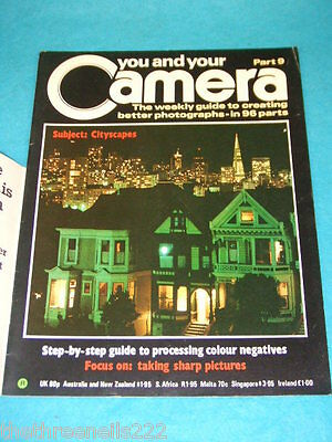 You And Your Camera # 9 - Cityscapes • 4.99£