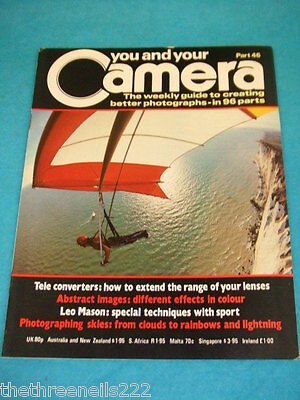 You And Your Camera #46 - Leo Mason Techniques With Sport • 4.99£