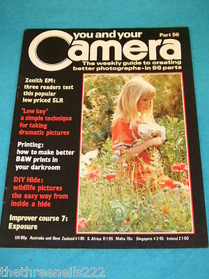 You And Your Camera #56 - Wildlife Pictures From Inside A Hide • 4.99£