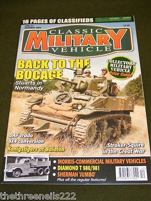 Classic Military Vehicle - Morris-commercial Military Vehicles - Dec 2006 • 6.99£