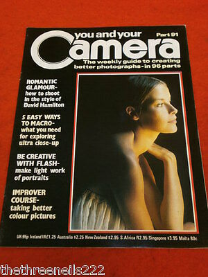 You And Your Camera #91 - Romantic Glamour • 4.99£