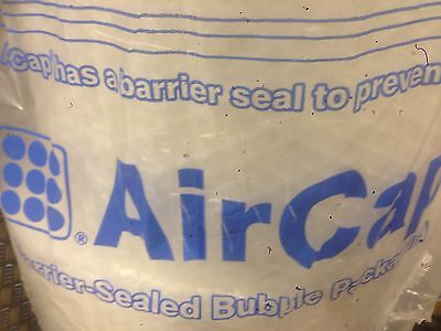 £40.12 • Buy 3 ROLLS SEALED AIR AIRCAP LARGE BUBBLE WRAP 500 Mm X 50 M - FREE 24h DELIVERY