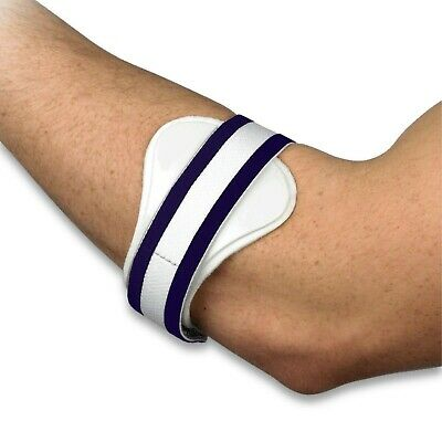 Tennis Elbow Support Strap Golfers Gym Brace Epicondylitis Clasp Pain Relief UK • 7.69£