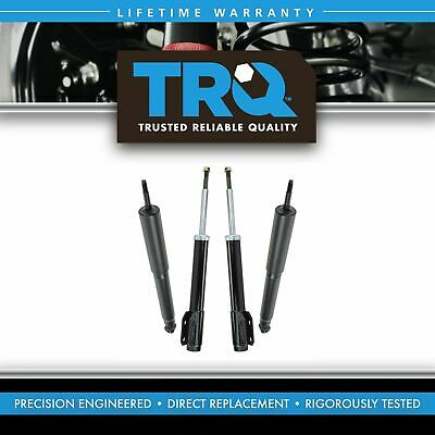 $139.95 • Buy TRQ Front Rear Shock Struts Left & Right Kit Set Of 4 NEW For 94-04 Ford Mustang
