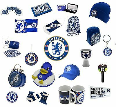 CHELSEA F.C - Official Football Club Merchandise (Gift, Xmas, Birthday, Present) • 7.49£
