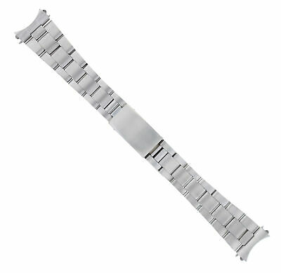 $ CDN62.63 • Buy 19mm Oyster Watch Band Solid For Vintage 34mm Rolex Date 15200 Perpetual Tapered