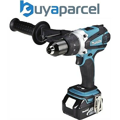 £88.19 • Buy Makita DHP458 DHP458Z 18v Lithium Ion LXT Combi Hammer Drill Replaces - BHP458Z