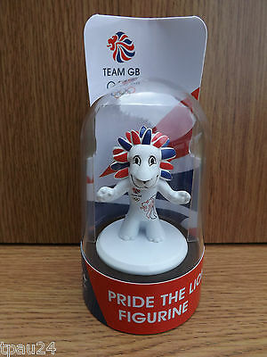 Corgi GS62112 London 2012 Olympic Mascot Figurine - Team GB Pride The Lion • 1£