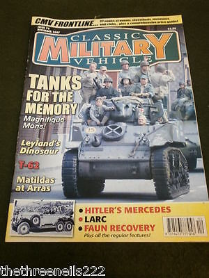 Classic Military Vehicle - Hitler's Mercedes - Dec 2007 • 6.99£
