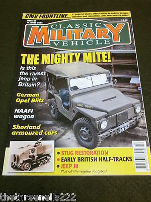 Classic Military Vehicle - The Mighty Nite - Oct 2008 • 6.99£