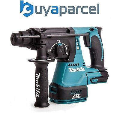 Makita DHR242Z 18V LXT Lithium Ion 3 Mode 3KG SDS Rotary Hammer Drill Brushless • 169.99£