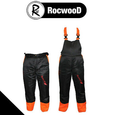 £59.99 • Buy Chainsaw Safety Forestry Trousers Or Bib And Brace Ideal For Active Users