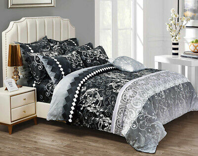 AU49.99 • Buy COSTA Duvet/Doona/Quilt Cover Set Double/Queen/King/Super King Size Bed New