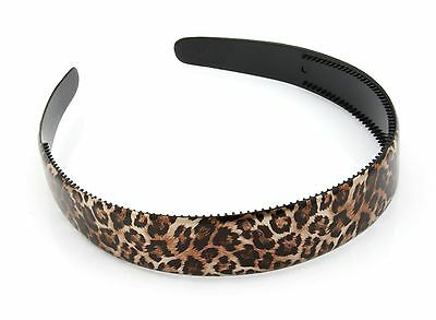 $ CDN6.89 • Buy Zest Leopard Print Alice Band Hair Accessories