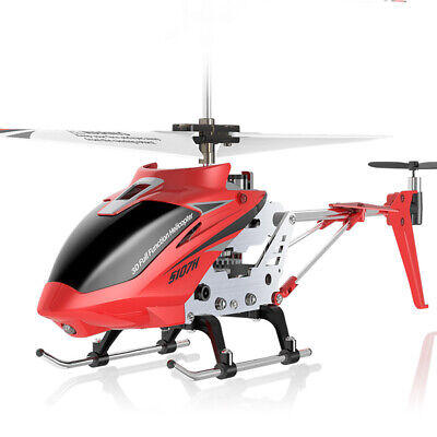 AU35 • Buy Syma S107H 3.5Ch Remote Control Led Light Rc Helicopter With Hover Function