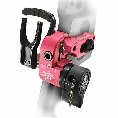 $ CDN183.51 • Buy New QAD Ultra Rest HDX Pink RH Arrow Rest Quality Archery Design Free SOG Knife