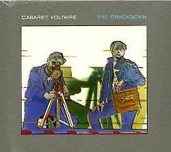 £9.99 • Buy Cabaret Voltaire - The Crackdown (NEW CD)